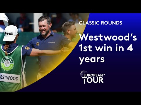 Lee Westwood shoots 64 to win 2018 Nedbank Golf Challenge | Classic Round Highlights