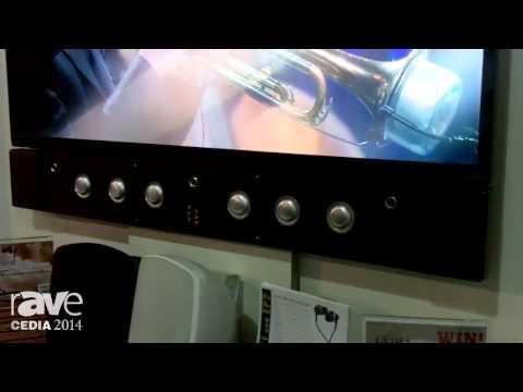 CEDIA 2014: RBH Sound Outlines the Ultra 3 Speaker Bar