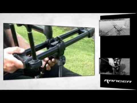 tackleuk fox ranger rod pod youtube. Black Bedroom Furniture Sets. Home Design Ideas