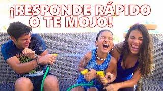 RESPONDE RÁPIDO O TE MOJO!   | TV ANA EMILIA