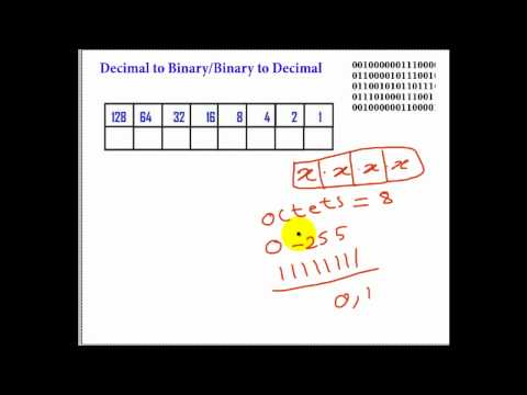 Decimal To Binary - Binary To Decimal [tamil].mp4 video