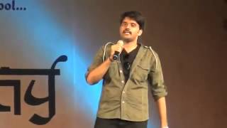 Must Watch Telugu Mimicry in College Show: Performed by a Student