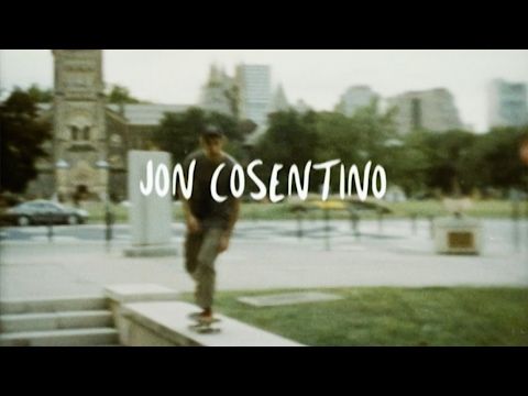 Jon Cosentino -  First VX1000 Part