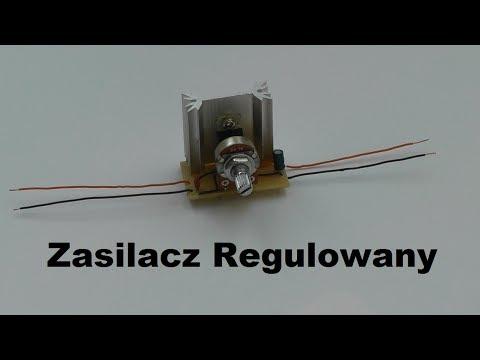 Jak Zrobić Zasilacz Regulowany LM317, LM350 - Wikd102 - Poradnik