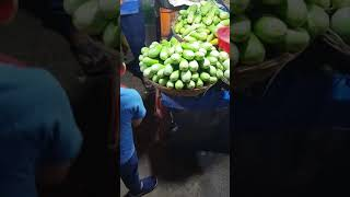 Funny baby veggies shoping!!!