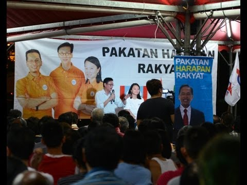Neutral Police & Army For Smooth Transition When Pakatan Win - Wong Chen