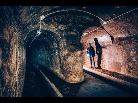 Exploramos las ALCANTARILLAS de Barcelona y encontramos un MUSEO ABANDONADO