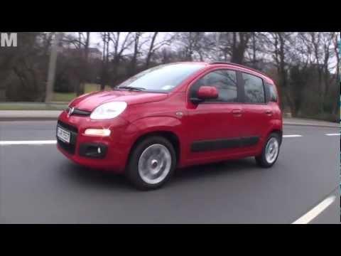 Test: neuer Fiat Panda 2012