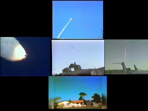 1/28/1986 The Challenger Launch: Multi View (3)