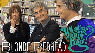 Download Lagu Blonde Redhead - What's In My Bag? Gratis STAFABAND