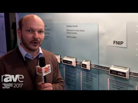 ISE 2017: P5 Promos FNIP Ethernet Module Line