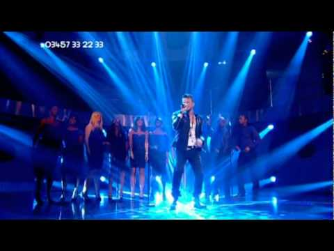 Peter Andre Performing Michael Jackson's Man In The Mirror on Children In Need 2010 HQ