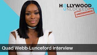 Quad talks Divorce, Infidelities & 'Married to Medicine' Future on Hollywood Unlocked [UNCENSORED]
