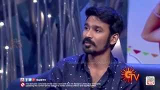 Dhanush Talks about Chiyaan Vikram's Hardwork in