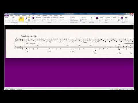 Sibelius 7 [2011, Редактор нотны