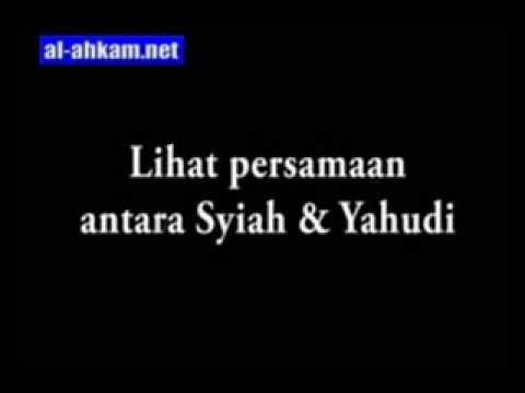 Persamaan syiah dan yahudi