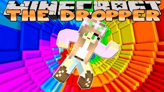 Minecraft The Dropper - TRYING SOMETHING NEW!