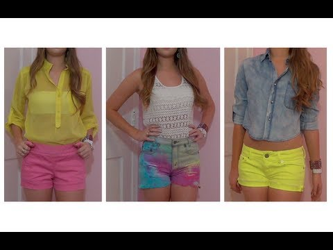 how-to-style-colored-shorts.html
