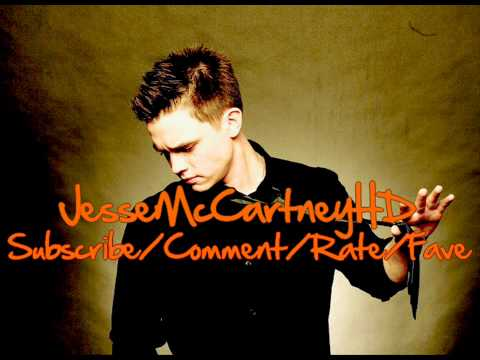 Jesse Mccartney - Unrehearsed