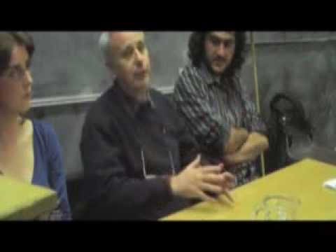 The Ethnic Cleansing of Palestine by Dr. Ilan Pappe - Part 1