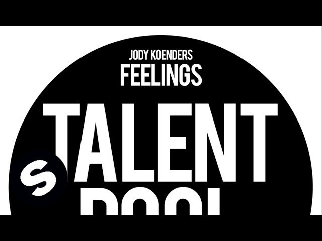 Jody Koenders - Feelings (Original Mix)