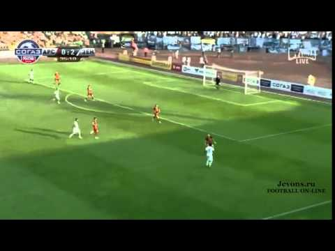 Zenit vs Arsenal Tula