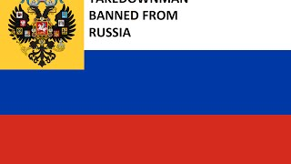 Takedownman Banned From Russia