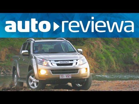 2015. 2016 Isuzu D-MAX Review -Australia