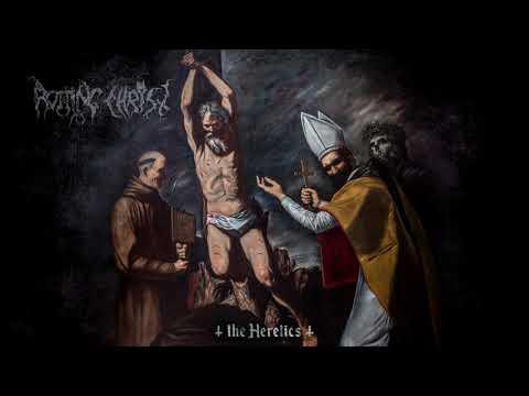 Rotting Christ - The Heretics -   2019
