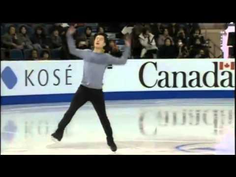 スケート・カナダ 練習風景