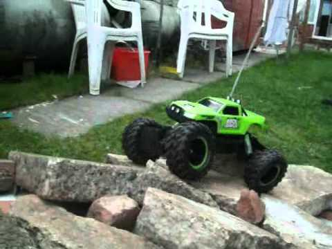 Losi micro rock crawler mods