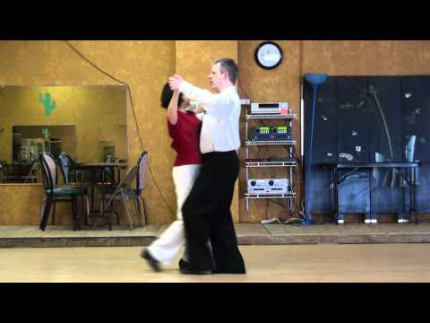 Foxtrot Lesson 1. Basic