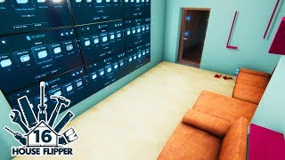 House Flipper - Part 16 - HOME THEATER!