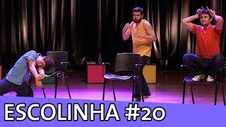 IMPROVÁVEL - ESCOLINHA IMPROVÁVEL #20