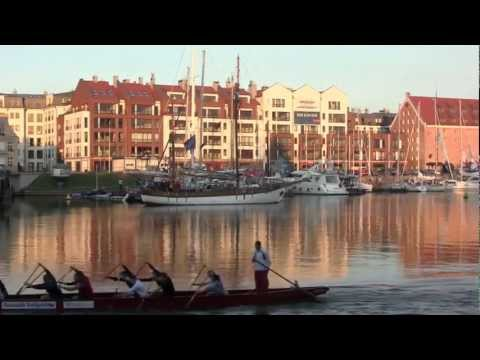Gdańsk, Poland - May 2012 (1080 HD)