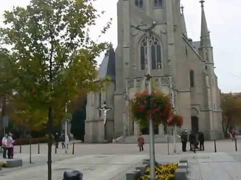 Dzwony Kościoła Mariackiego W Katowicach.