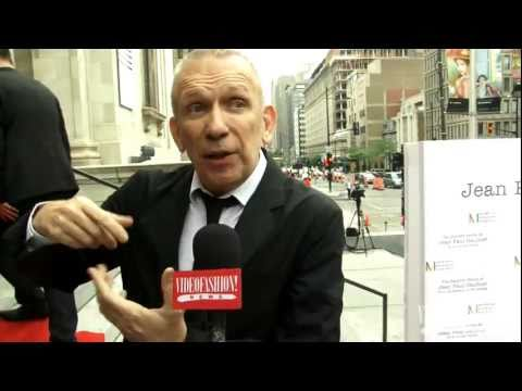 Jean Paul Gaultier Exhibit in Montreal  - Videofashion Daily