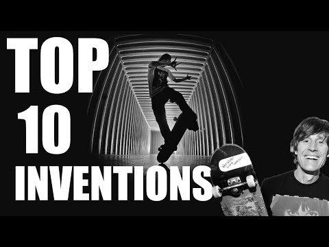Top 10 Trick Inventions Of Rodney Mullen
