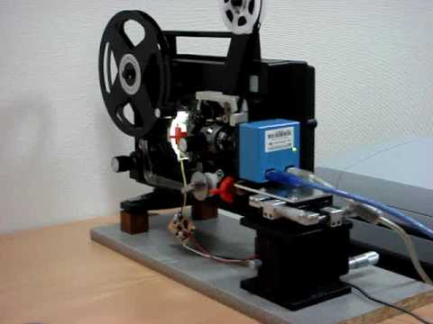 telecine with arduino