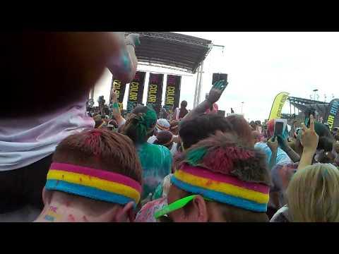 Philadelphia color run