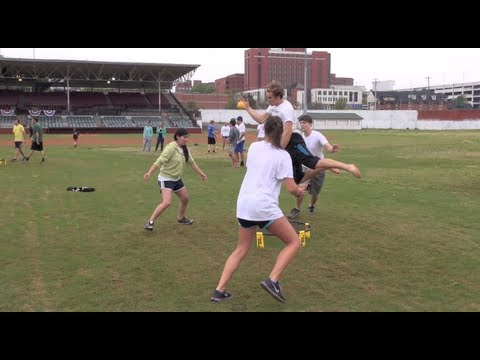 On one dreary day in April, teams from all over the Southeast gathered at the Historic Engel Stadium in Chattanooga to prove their Spikeball prowess. See for...