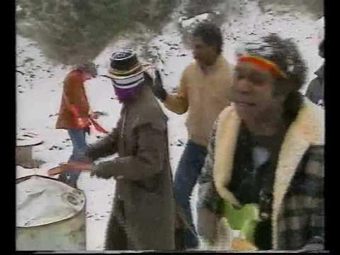Yothu Yindi - Djapana - in the snow!