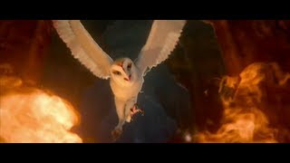 "ᴴᴰ Grimble VS Queen Nyra, Escaping The Pure Ones ""Guardians of Ga'hoole"""