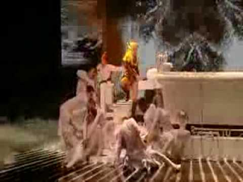 Lady GaGa Bad Romance X Factor 3  Live Performance