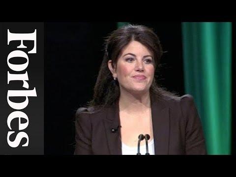 Monica Lewinsky On The Internet's Reputation Shredder