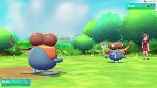 Pokémon Let's Go Pikachu Master Trainer Challenge #44   Gloom