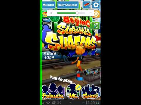 Trucchi Subway surf 1.28.0 android beijing