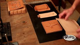 How to Mold Leather Using Items in Your Shop