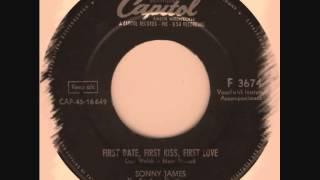 Watch Sonny James First Date First Kiss First Love video