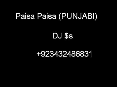Paisa Paisa(punjabi).wmv video